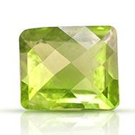 Peridot - 4.10 carat