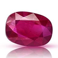 Natural old Burma Ruby - 2.18 carats