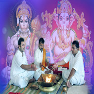 Puja for Success Stability and Support