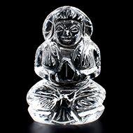 Sphatik Crystal Parvati - I