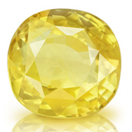 Yellow Sapphire - 6.10 carats