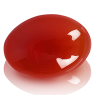Red Carnelian - 20 carats