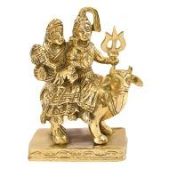 Shiv  Parivar in Brass - II
