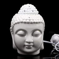 Ceremic Buddha face Electric Diffuser