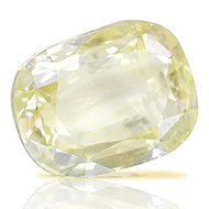 Yellow Sapphire - 4.640 carats