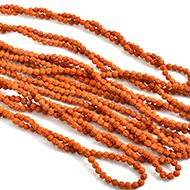 Rudraksha mala - Set of 9 - 6 mm