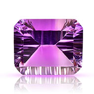 Amethyst superfine cutting - 10.10 Carats