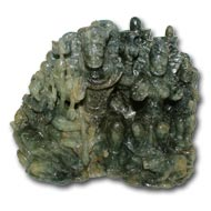 Neelkantheshwar Kailashpati Shiva Parivar