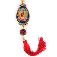 Hanging Durga Pendant - II
