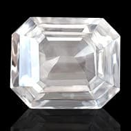 White Sapphire - 4.770 carats