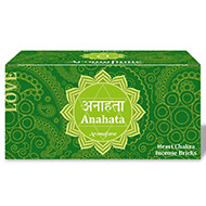 Aromafume Anahata Incense Bricks - Medium