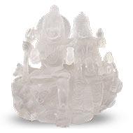 Heavenly Shiva-Parivar Idol