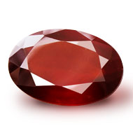 Gomed - India - 17.40 Carats - Oval
