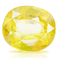 Yellow Sapphire - 3.62 carats