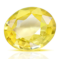 Yellow Sapphire - 2.04 carats