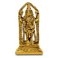Divine Tirupati Balaji Brass Idol