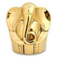 Ganesha in Brass - XVI