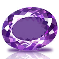 Amethyst - 15 carats