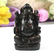 Gomed Ganesha - 103 gms