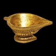 Diya  in  Brass