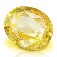 Yellow Sapphire - 5.13 carats