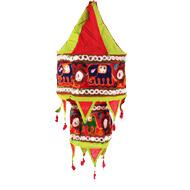 Hanging Lantern- Elephant design