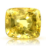 Yellow Sapphire - 2 carats