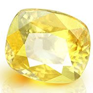 Yellow Sapphire - 4.68 carats
