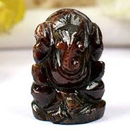 Gomed Ganesh - 61.75 carats