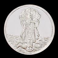 Maha Sudarshan and Baglamukhi Yantra Coin Set