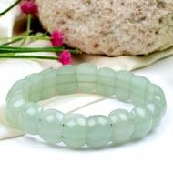 Green Jade Bracelet - II