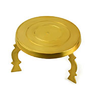 Spherical Pedestal in brass
