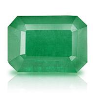 Emerald 3 carats Zambian - IV