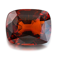 Hessonite Garnet - Gomed  - 12.35 carats