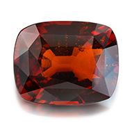 Hessonite Garnet (Gomed) - 12.35 carats