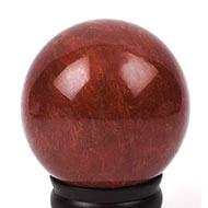 Red Jasper Ball - 980 gms