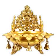 Urli in Brass - I