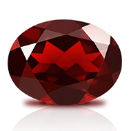 Red Garnet - 9 to 11 carats