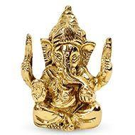 Ganesha in Brass - VI