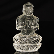 Sphatik Crystal Parvati - 86 gms