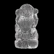 Sphatik Crystal Laxmi - Design VII