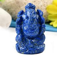 Lapis Lazuli Ganesha-99 gms