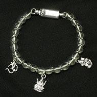 Sphatik Charm Bracelet - Design II