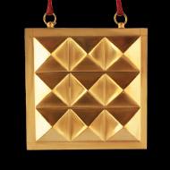 9 Pyramid Vastu plate