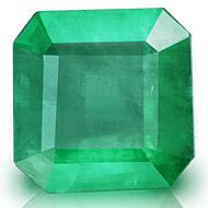 Emerald 2.68 carats Zambian
