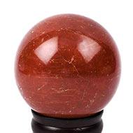 Red Jasper Ball - 960 gms