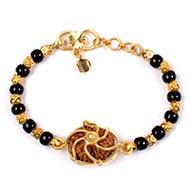 Gold bracelet for children