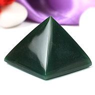 Columbian Green Jade Pyramid - 40 gms
