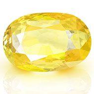 Yellow Sapphire - 5.69 carats