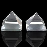 Sphatik Pyramid - Set of 2 - 54 gms